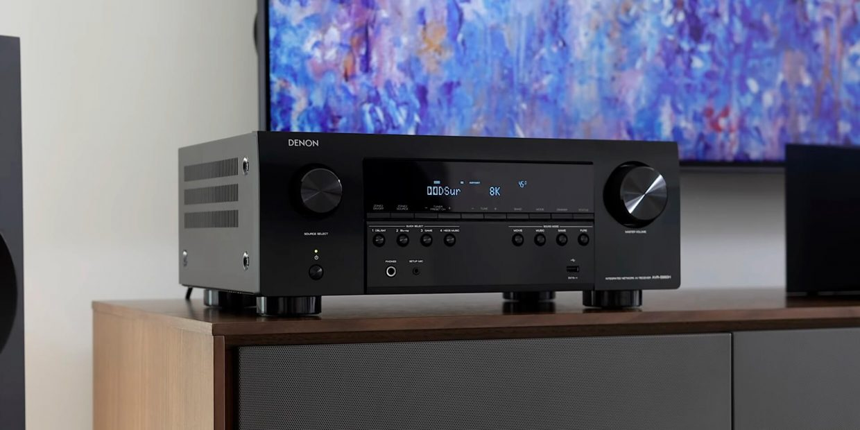 Difference between a cheap and an expensive receiver