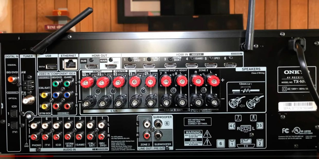 What Is a multi-room receiver