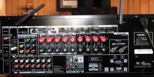 Onkyo multi-room receiver